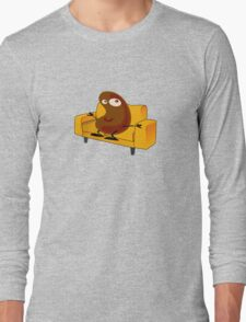Couch Potato Long Sleeve T-Shirt