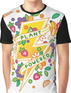 Plant Powered Graphic T-Shirt