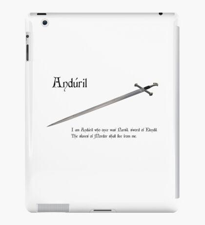Anduril iPad Case/Skin
