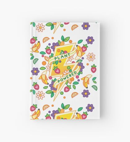 Plant Powered Hardcover Journal
