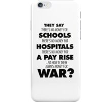 Political iPhone Case/Skin