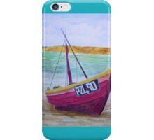 penzance boats iPhone Case/Skin