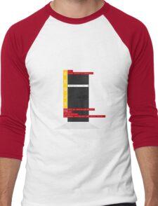 Bauhaus Monolith Men's Baseball ¾ T-Shirt