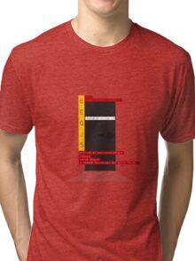 Bauhaus Monolith Tri-blend T-Shirt