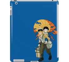 Grave of the Fireflies iPad Case/Skin