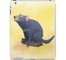 Terry the Tasmanian Devil iPad Case/Skin