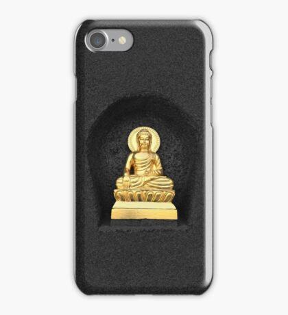 Golden Buddha  iPhone Case/Skin
