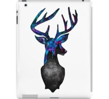Double Exposure Harry Potter Stag Hogwarts Silhoutette iPad Case/Skin