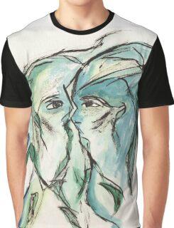 distâncias Graphic T-Shirt