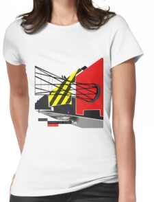 Corporation Womens Fitted T-Shirt