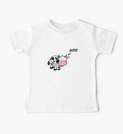 Moo Cow Baby Tee