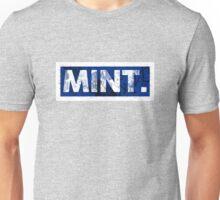 Mint. | Blue Unisex T-Shirt