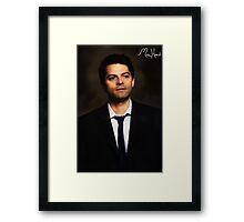 Jimmy Novak Framed Print