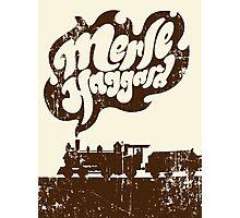 Merle Haggard Photographic Print