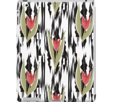 seamless backgrounds floral  iPad Case/Skin