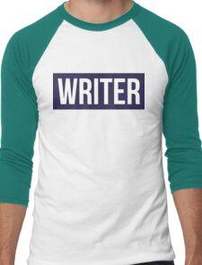Writer Kevlar Men's Baseball ¾ T-Shirt