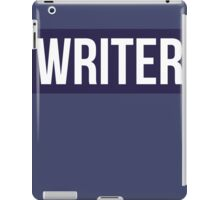Writer Kevlar iPad Case/Skin