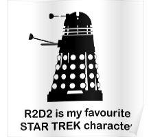 R2D2 Poster