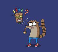 Rigby Bandicoot Unisex T-Shirt