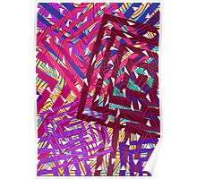 Abstract Geometrics Poster