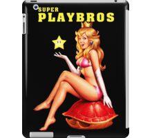 Super Playbros iPad Case/Skin