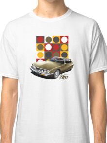 T-shirt Car Art - Citroen SM Classic T-Shirt