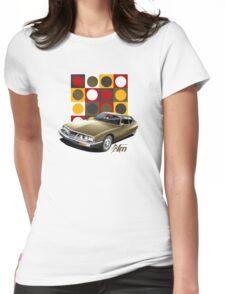 T-shirt Car Art - Citroen SM Womens Fitted T-Shirt