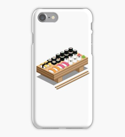 Isometric Sushi iPhone Case/Skin