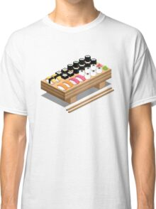 Isometric Sushi Classic T-Shirt