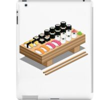 Isometric Sushi iPad Case/Skin