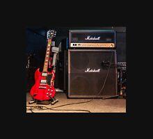 Gibson SG & Marshall Amp Unisex T-Shirt