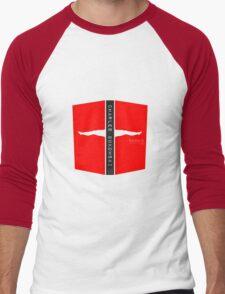Women Men's Baseball ¾ T-Shirt
