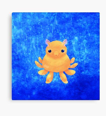 Dumbo Octopus Canvas Print