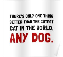 Any Dog Poster