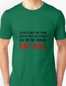 Any Dog T-Shirt