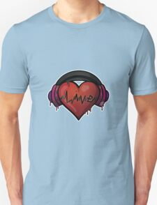 love of music T-Shirt