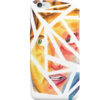 F R A C T U R E D iPhone Case/Skin