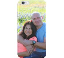 Melissa and Chris iPhone Case/Skin