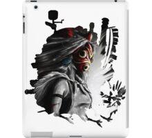 Howls Mononoke 4 iPad Case/Skin
