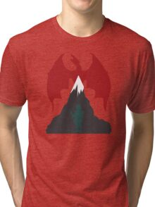 There and Back Again Tri-blend T-Shirt