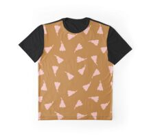 Seed Pod - Tan Graphic T-Shirt