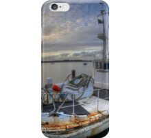 Sir Wallace iPhone Case/Skin