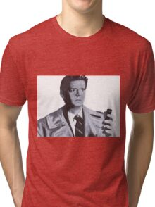 Special Agent Dale Cooper Tri-blend T-Shirt