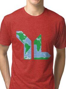 YL World Tri-blend T-Shirt