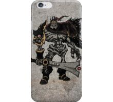 wraith king iPhone Case/Skin
