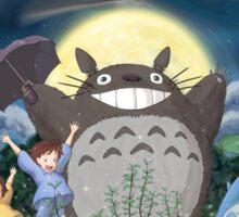 Howl's Totoro 6 Sticker