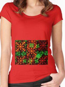 Motifs Women's Fitted Scoop T-Shirt