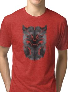 Blot Panther Tri-blend T-Shirt