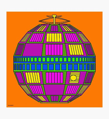 TELSTAR 1 Photographic Print