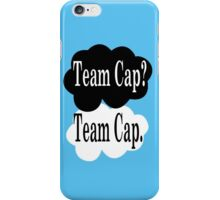Team Cap? Team Cap iPhone Case/Skin